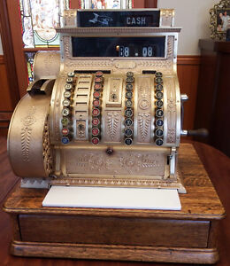 National Cash Register 1915 model 442 Campbell River Comox Valley Area image 1