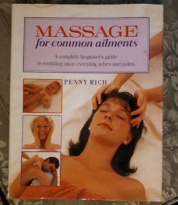 A book on Massage for Common Ailments