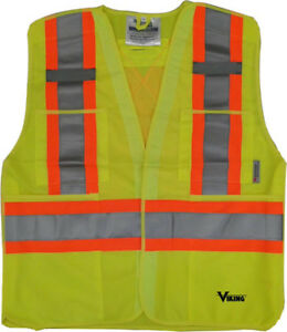NEW traffic vests. Great for halloween costumes
