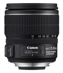 canon used 15 - 85 3.5 USM
