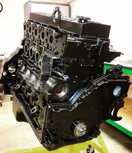 Rebuilt Cummins, Ford & Duramax Diesel Engines