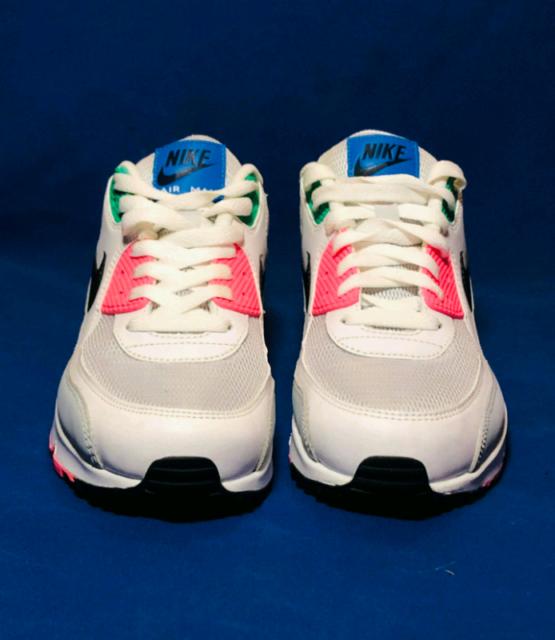 1f306f5b4 Nike Air Max 90 US Size 8-Summer Sea Watermelon South Beach ...
