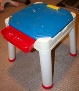 Convertable Kids Play Table Edmonton Edmonton Area image 2