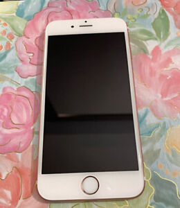 Unlocked Rose Gold Iphone 6S for SALE