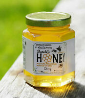 Local Raw & Unpasteurized wildflower honey