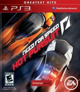 PS3 Need for Speed: Hot Pursuit.