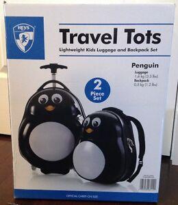 Heys Penguin Travel Tots - Luggage & Backpack Set (NEW!)