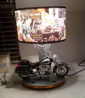Harley Davidson Lamp Coogee Cockburn Area Preview