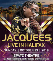 Cash Money's Jacquees Live in Halifax!