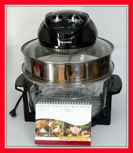 Kitchen Hero infrared oven, dehydrator