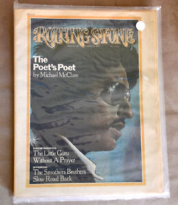 Rolling Stone mags Doors Stones Who Springsteen