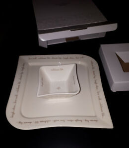 Bowring Celebration  Serving Set - Brand New