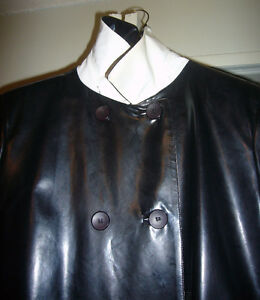 Hilary Radley Coat, Black & White, Very Chic