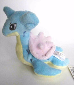 """Pokemon Canvas Plush """"Lapras"""" - Soft and Cute! !!ON HOLD!!"""