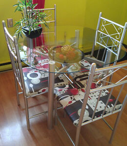 Table de cuisine