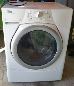 Whirlpool Washer and Dryer Front Loading