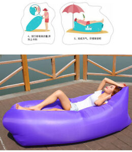 Inflatable Indoor/Outdoor Lounger - Perfect gift for the holiday