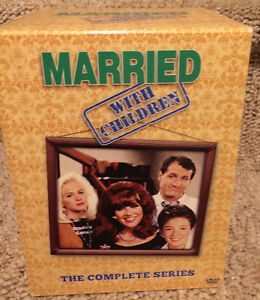 Married With Children Complete Series DVD