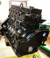 Dodge Cummins, Ford Powerstroke, & Duramax Diesel Engines