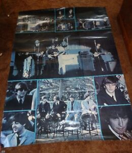 Beatles Oversized Poster