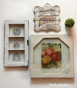 Rustic farmhouse wall hangings