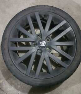 215/40 R18 UHP+ tires & rims