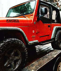 2005 Jeep - Rebuilt Engine, Ready to Sell