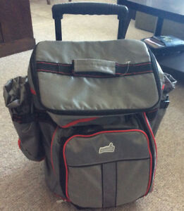 Fantastic Picnic Cooler/Back Pack  with Wheels