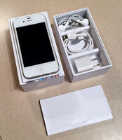 iPhone 4S Pristine in original box