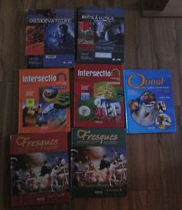 Livres et manuels scolaires