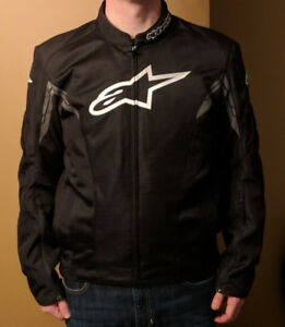 Men's Alpinestars Viper Air Textile Motorcycle Jacket