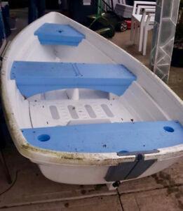 WalkerBay canoe boat