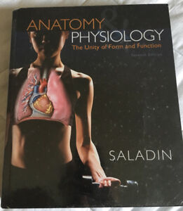 Anantomy Pysiology the unity of form and function 7th edition