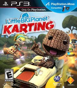 PS3 LBP Karting Oakville / Halton Region Toronto (GTA) image 1