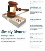 free advised on divorce