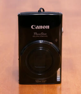 Canon ELPH 190 IS camera