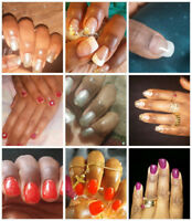 Gel Nails,polish,Eyebrow wax,Tweeze,Thread,kids cornrows,Hair b.