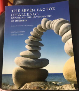 SELLING THE SEVEN FACTOR CHALLENGE TEXTBOOK