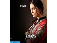 OMTEX OLIVIA WHOLESALE COTTON SATIN READYMADE KURTIS