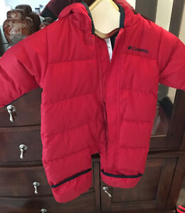 Columbia suit - excellent condition ... like new