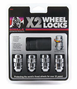 Gorilla  Wheel Lock Double M14 x 1.5