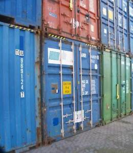 20' Shipping Containers Delivered Maryborough $2250 +GST Maryborough Fraser Coast Preview