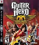 Guitar Hero Aerosmith (ps3 used game)