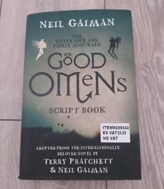 Good omens script book