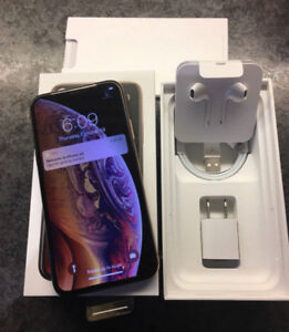 New IPhone  XS (64gb) Gold