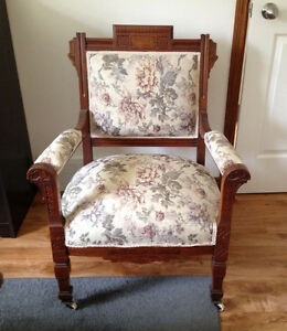 Antique Eastlake chairs Kawartha Lakes Peterborough Area image 1