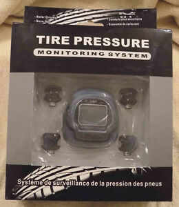 S&T Tire Pressure Monitoring System, NEW in Box