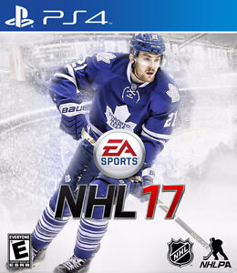 ps4 games, nhl 17, infinite warfare