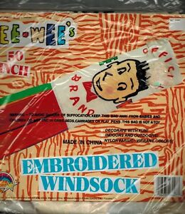 pee wee herman WINDSOCK TOY  new in package 50 inches! Kitchener / Waterloo Kitchener Area image 1