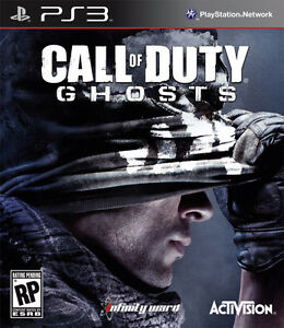 Call of Duty Ghost for Playstation 3 - Mint Condition